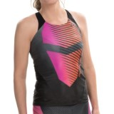 Pearl Izumi P.R.O. In-R-Cool® Triathlon Singlet - UPF 50 (For Women)
