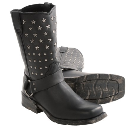 """Dingo Star Lite 11"""" Harness Boots - Leather (For Women)"""