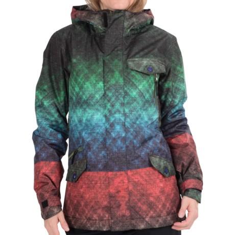 Bonfire Teddy Snowboard Jacket - Waterproof, Insulated (For Women)