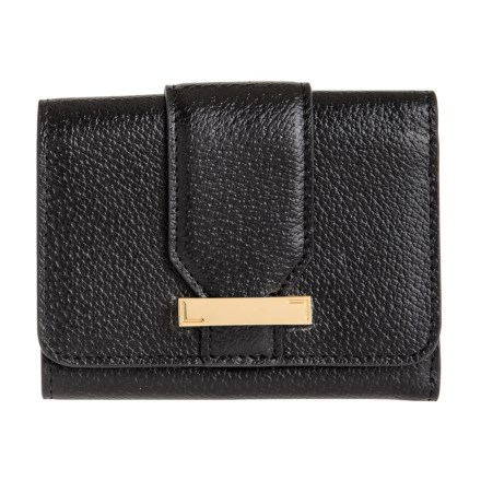 Lodis Audrey Mallory French Purse (For Women) in Black - Closeouts
