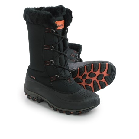 Kamik Rival Snow Boots - Waterproof, Insulated (For Women)