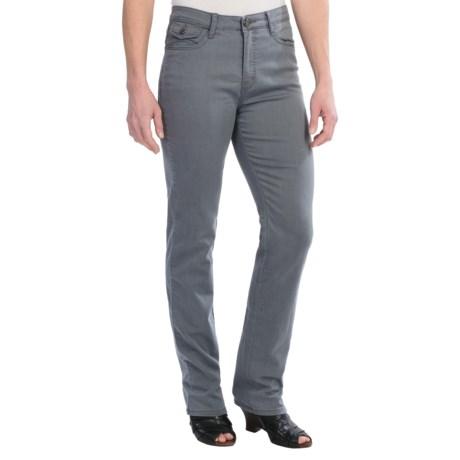 FDJ French Dressing Olivia Pants - Silktouch Denim, Straight Leg (For Women)