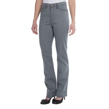 FDJ French Dressing Silktouch Denim Peggy Pants - Straight Leg (For Women)