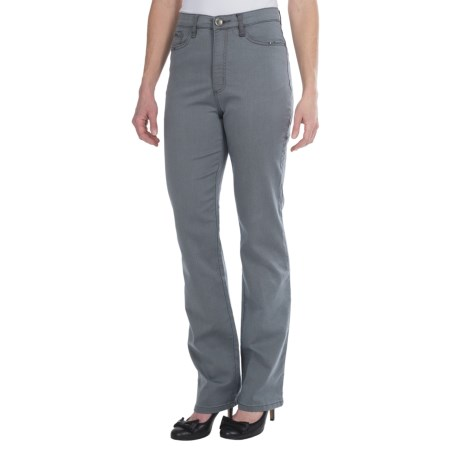 FDJ French Dressing Silktouch Denim Peggy Pants - Straight Leg (For Women)