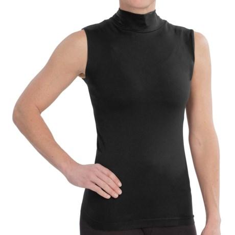 FDJ French Dressing Shirt - Mock Neck, Sleeveless (For Women)