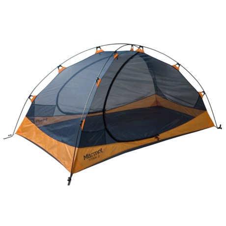Great backpacking tent for Boy Scouts  sc 1 st  Sierra Trading Post & Great backpacking tent for Boy Scouts - Review of Marmot Titan ...