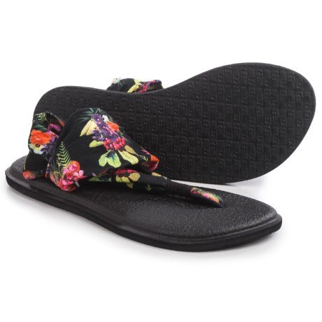 Sanuk Yoga Sling 2 Prints Sandals (For Women)