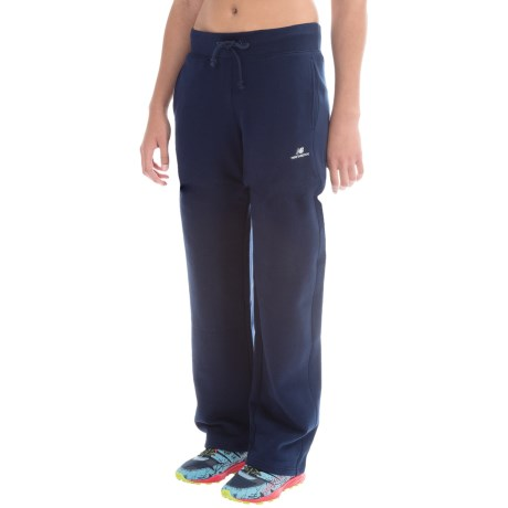 New Balance Essential Pants - Fleece Lined (For Women)