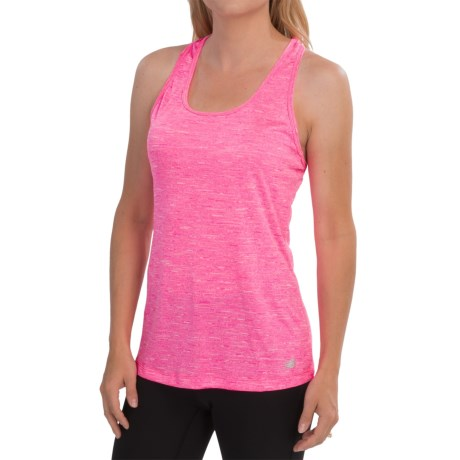 New Balance Racerback Tank Top (For Women)