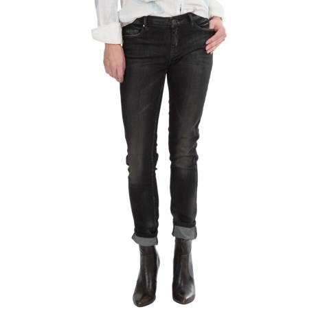 Blank NYC Classique Faded Skinny Jeans (For Women)