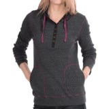 Aventura Clothing Amelia Hoodie - Thermal Cotton-Polyester (For Women)