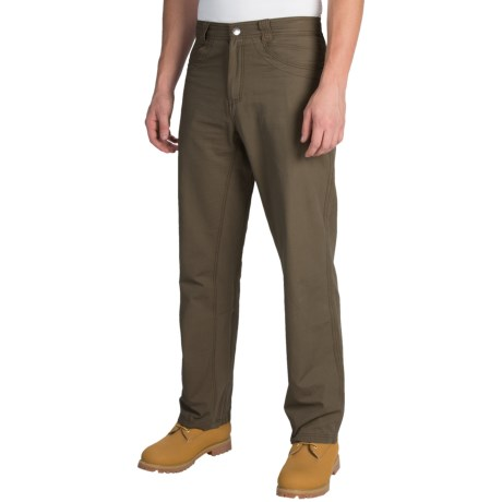 White Sierra Altos Work Pants (For Men)