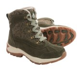Kodiak Elie Leather Snow Boots - Waterproof, Insulated (For Women)