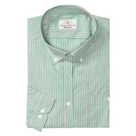 Barbour Bartley Shirt - Cotton, Long Sleeve (For Men)