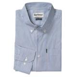 Barbour Skelton Striped Shirt - Button Front, Long Sleeve (For Men)