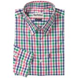 Barbour Flagstaff Cotton Shirt - Button Front, Long Sleeve (For Men)