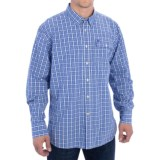 Barbour Journey Shirt - Button Front, Long Sleeve (For Men)