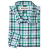 Barbour Dalby Classic Shirt - Cotton, Button Front, Long Sleeve (For Men)