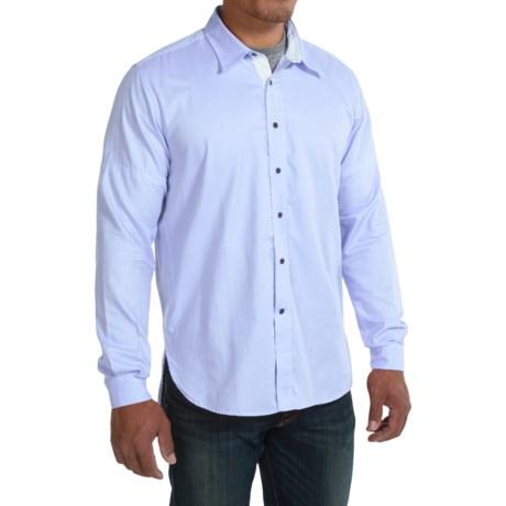 Barbour Oliver Shirt - Button Front, Long Sleeve (For Men)