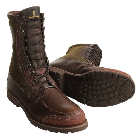 Browning Heritage Gore-Tex® Hunting Boots  - Waterproof, Insulated (For Men)