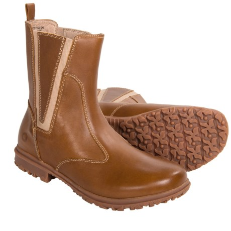 Bogs Footwear Pearl Boots - Waterproof Leather (For Women)