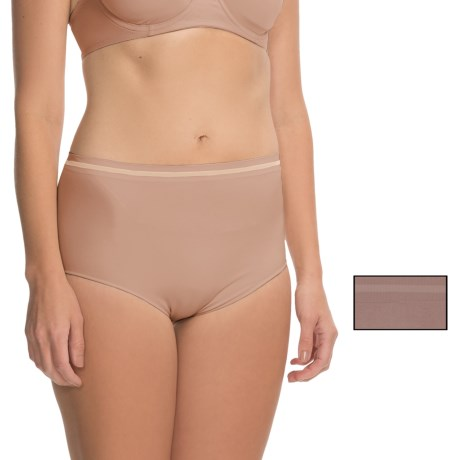Ellen Tracy Seamless Panties - Full-Cut Briefs, 2-Pack (For Women)