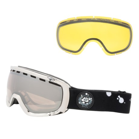 Dragon Alliance Rogue Ski Goggles - Extra Yellow Lens