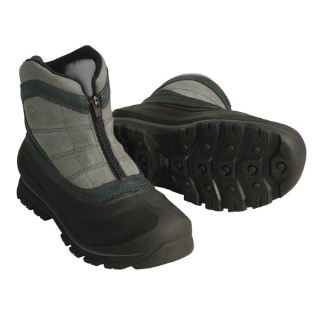 Sorel Cold Mountain Zip Boots - Insulated (For Men)