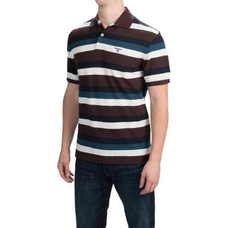 Barbour Witham Polo Shirt - Short Sleeve (For Men)