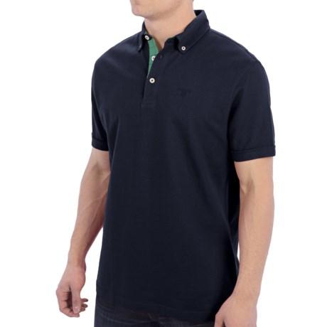 Barbour Arber Polo Shirt - Short Sleeve (For Men)