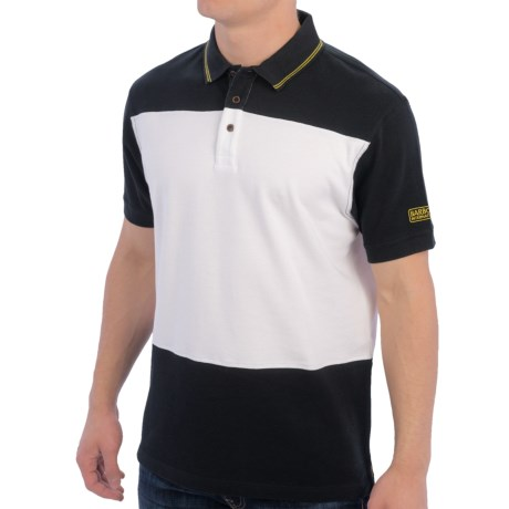 Barbour International Kilby Polo Shirt - Short Sleeve (For Men)