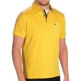 Barbour Laundered Polo Shirt - Short Sleeve (For Men)
