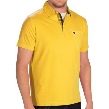 Barbour Laundered Polo Shirt - Short Sleeve (For Men)
