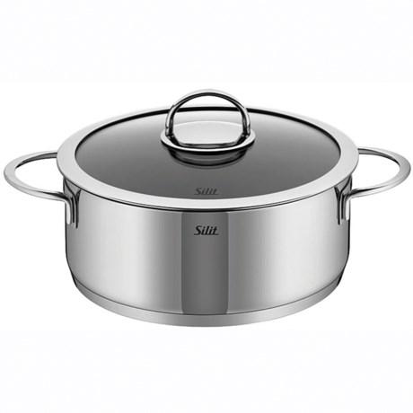 Silit Vignola Stewpot with Glass Lid - 6.5 qt.
