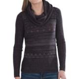 Aventura Clothing Kalia Sweater - Cowl Neck (For Women)