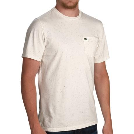Barbour Laundered Pocket T-Shirt - Short Sleeve (For Men)