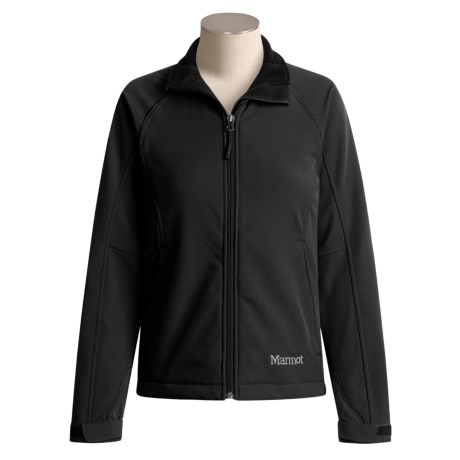 Marmot Threshold Jacket - Soft Shell (For Women)