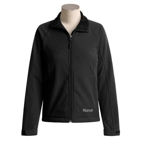 Marmot Threshold Jacket - Soft Shell (For Women)