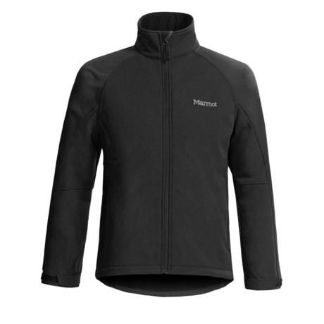 Marmot Threshold Jacket - Soft Shell (For Men)