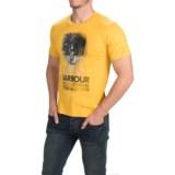 Barbour International Cotton T-Shirt - Short Sleeve (For Men)