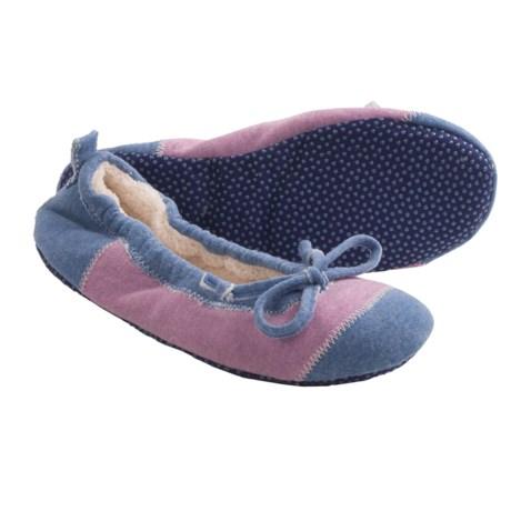 Acorn Easy Spa Ballet Slippers (For Women)