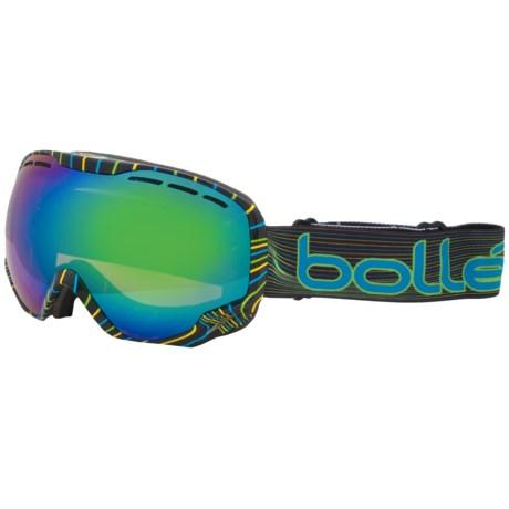 Bolle Emperor Graphic Ski Goggles