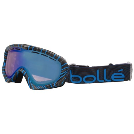 Bolle Y6 OTG Ski Goggles - Over the Glasses