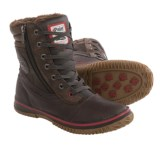 Pajar Tour Leather Snow Boots - Waterproof, Insulated (For Men)