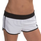 Hurley Supersuede Solid Beachrider Shorts (For Women)