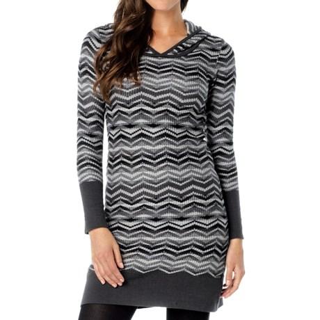 prAna Meryl Sweater Dress - Long Sleeve (For Women)
