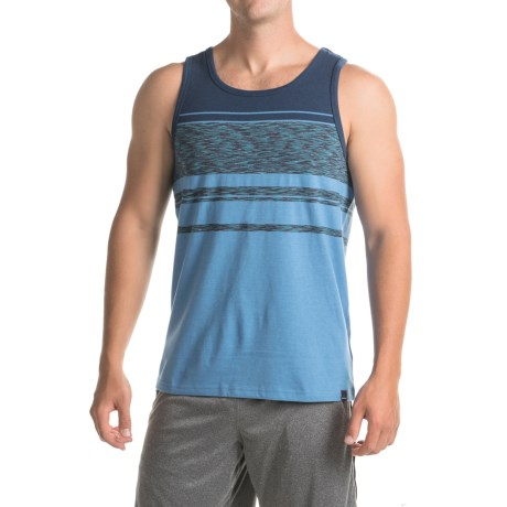 prAna Throttle Tank Top - Organic Cotton (For Men)