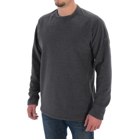 Mountain Hardwear Toasty Twill Fleece Shirt - UPF 50, Long Sleeve (For Men)
