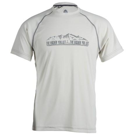 Club Ride H.U.G. T-Shirt - UPF 20+, Short Sleeve (For Men)