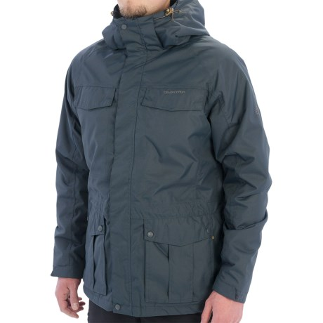 Craghoppers Kiwi Thermic Jacket - Waterproof, Insulated (For Men)